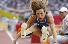 Greek triple jumper fails third drugs test as IOC sanctions 16 athletes over Beijing Games