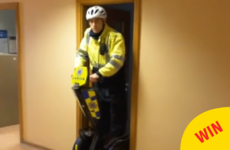 The Gardaí have only gone and done their own Mannequin Challenge