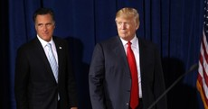 Romney once called him a phony and a fraud - but Trump may be ready to bury the hatchet