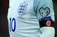 Fifa confirm they're taking action against England and Scotland over poppies