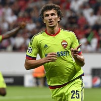 CSKA Moscow midfielder hit with 2-year ban for cocaine use