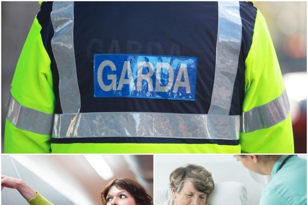 How do wages of gardaí, nurses and teachers measure up to