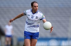 Monaghan's Paul Finlay retires after 14 years of inter-county service