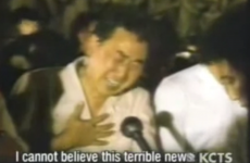 VIDEO: North Korea mourns the death of Kim Jong Il's father in 1994