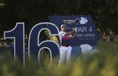 Garcia and Molinari share the lead in Dubai, McIlroy making improvements