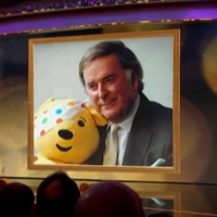 'It is up to us to continue his legacy': Children in Need pays poignant tribute to Terry Wogan