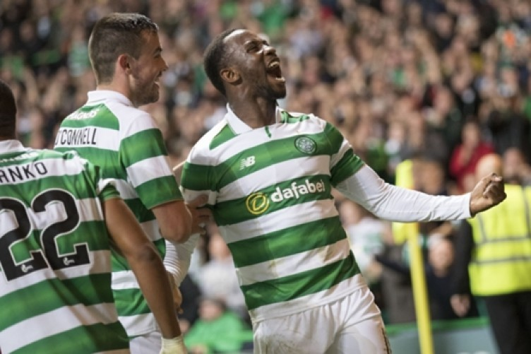 Dembele has impressed since moving to Celtic.