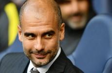 Guardiola: More sex please, we're City