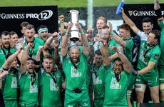 The untold story of Connacht's journey from Cinderella province to Pro12 champions