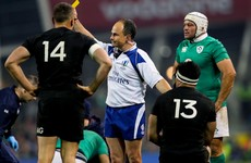 'There's too much at stake': Ireland on the wrong side of two questionable calls