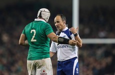 Schmidt refuses to criticise referee Peyper after Ireland's defeat to All Blacks