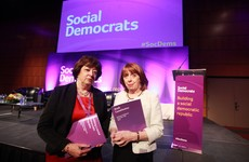 Social Democrats hold their first annual conference - and vow to remove 'the baptism barrier'