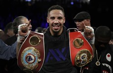 Kovalev cries foul after controversial loss to Ward in unified light heavyweight title fight