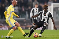 16-year-old Juventus prodigy Kean makes Serie A history that will leave you feeling ancient