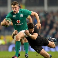 Ringrose aiming to 'right a few wrongs' against Australia following All Blacks defeat