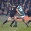 Cane and Fekitoa cited for dangerous tackles in All Blacks' win over Ireland