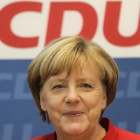 Angela Merkel has decided to run for a fourth term to 'defend democratic values'