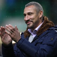 Henrik Larsson's son attacked on the pitch after Helsingborgs suffer top-flight relegation
