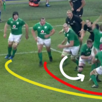 Analysis: Ireland's failure to convert costs them dearly against the All Blacks