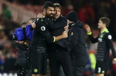Boro boss Karanka hails goalscoring hero Costa as one of the world's best strikers