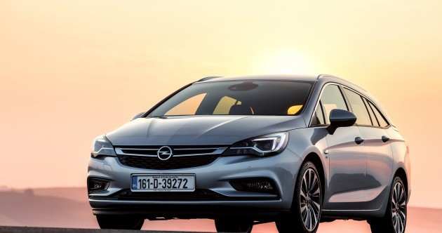 Review: Don't judge the Opel Astra Sports Tourer by its cover