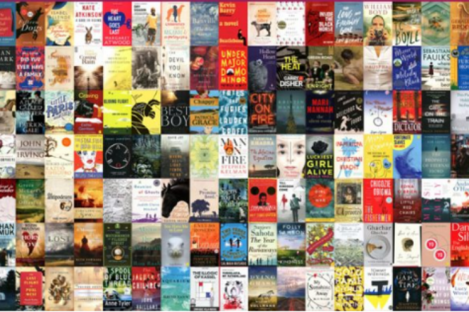 The nominations for this year's International Dublin Literary Award 2017