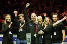Mark King's touching speech about family and his gambling addiction after Northern Ireland Open win