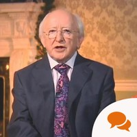 'These are troubling and testing times' – A Christmas message from President Higgins