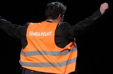 'Sharia police' who patrolled the streets in Germany did not break the law