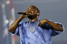 Kanye West was hospitalised yesterday afternoon for 'exhaustion'