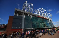 Man United fans slept in Old Trafford toilet on Friday night in bid to watch Arsenal match