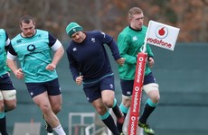 'You're playing Australia, it's not time for rest': Ireland shaking off pain of defeat
