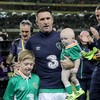 Robbie Keane's wife rules out move to hometown club Shamrock Rovers