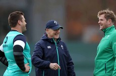 Big call for Ireland in midfield as Wallabies look to spoil November series