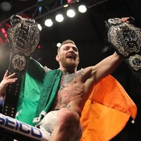 Blood, sweat and tears in the UFC and elsewhere: The MMA year in pictures