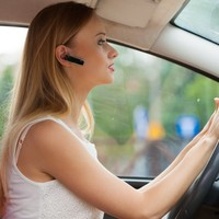 Poll: Should there be a ban on taking calls on hands-free devices while driving?