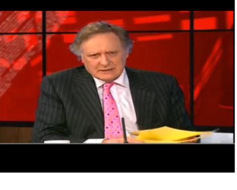 YouTube screengrab of Vincent Browne