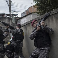Rio police rely on toilet paper donations due to cuts in funding