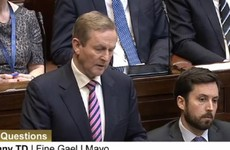 """I am appalled by it"": Taoiseach says domestic abusers ""shame manhood"""