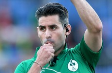 Former Connacht and Munster scrum-half Frank Murphy to ref his first Pro12 game