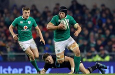 Analysis: O'Brien's ruck return another reminder of what Ireland have missed