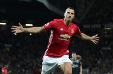 One more year! Zlatan Ibrahimovic is staying at Man United for a second season