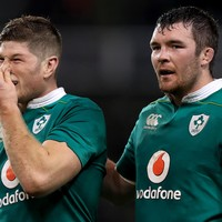 Joe Schmidt releases Peter O'Mahony and three other players for Munster duty