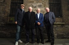 Showbiz, baby! Eamon Dunphy's new football podcast starts this Friday
