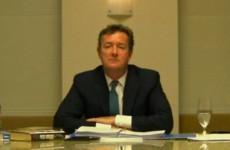 Piers Morgan denies presiding over phone hacking at Daily Mirror