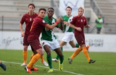 Cork City's young guns bow out of Europe despite brave display away to Roma