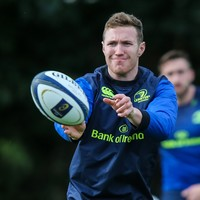 'It's a huge week for us': Back to business for Leinster as they travel to face in-form Scarlets