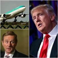 Enda says he hopes the J-1 programme won't be scrapped, despite Trump warning