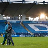 Ex-Leinster skills coach 'Mick the Kick' back in ancestral home with Wallabies