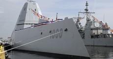The US Navy's brand new $4.4bn destroyer has broken down